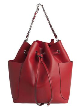 Bolso Pieces Freja Cherry