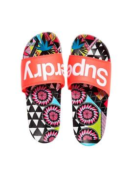 Chanclas Superdry Tropical Mujer