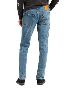Pantalon Levis 511 Slim Fit Baltic Hombre