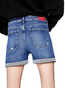 Short Pepe Jeans Vaquero Mary Mujer