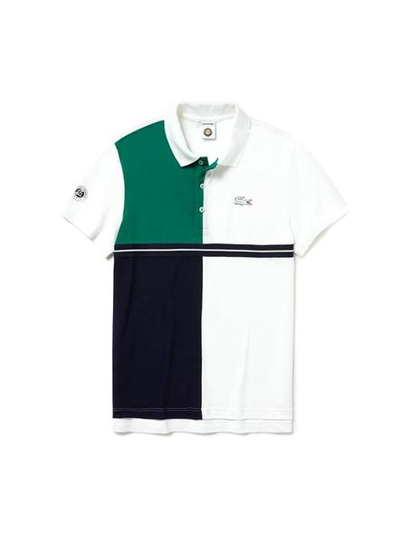 Polo Lacoste Sport French Open Edition Colorblock