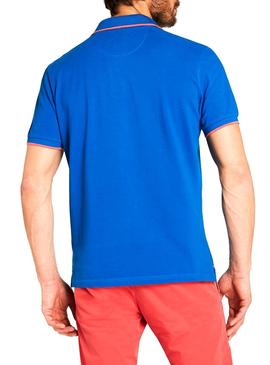 Polo North Sails Royal Blue Hombre