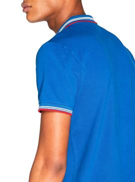 Polo North Sails Basic Azul Hombre