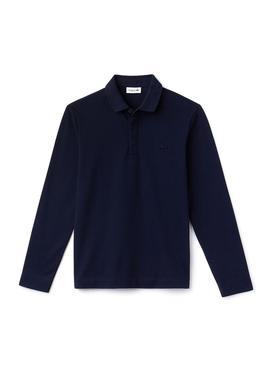 Polo Lacoste Paris Marino