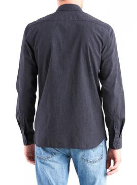 Camisa Levis Sunset Denim Black Hombre