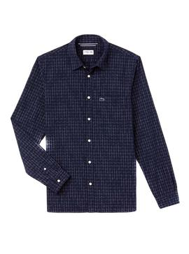 Camisa Lacoste CH0936 Azul