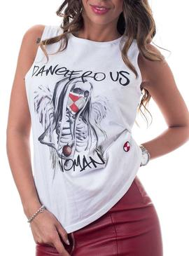Camiseta La Sal Style Addicted Air Dangerous