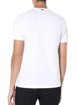 Camiseta Antony Morato Pocket Blanco