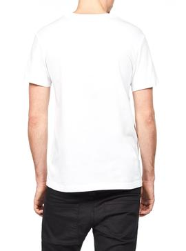 Camiseta G-Star Geston Blanca