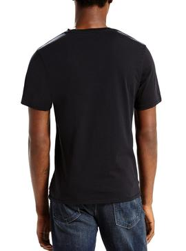 Camiseta Levis Graphic Negro