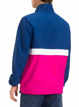 Canguro Tommy Jeans Lightweight Rosa Hombre