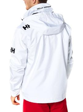 Cazadora Helly Hansen Crew Midlayer Hooded Blanco