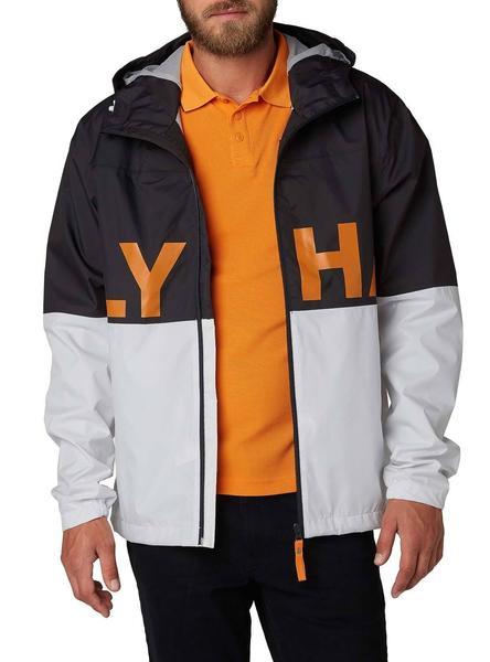 vanguardia de los tiempos ropa deportiva de alto rendimiento bastante baratas Cortavientos Helly Hansen Amaze Negro Hombre