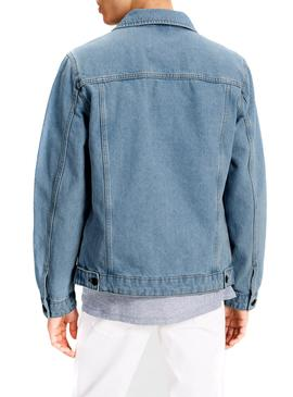 Cazadora Jack and Jones Jjart Azul