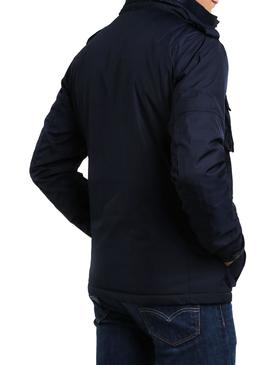 Chaqueta Jack and Jones Jcocas Azul