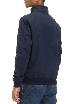 Cazadora TommyJeans Essential Casual Marino Hombre