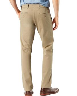 Pantalon Dockers Flex Tapered Khaki Hombre