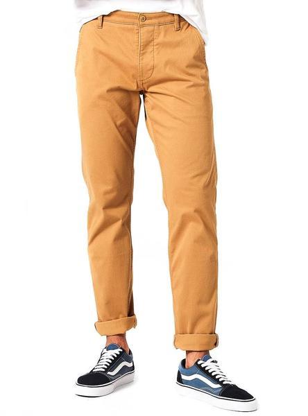 Dockers Supreme Bronze Pantalones Flex bf76Yvgy