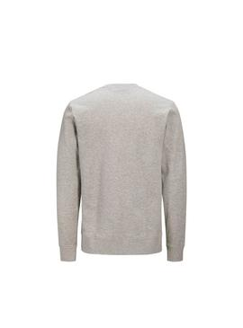 Sudadera Jack and Jones Jornevada Gris