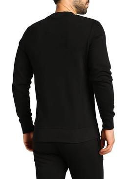 Sudadera Jack and Jones Jornevada Negro