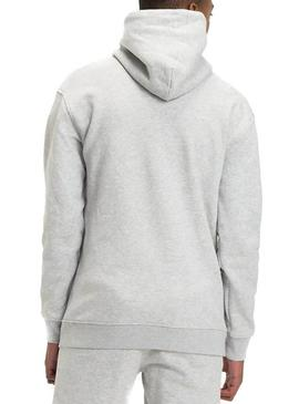 Sudadera Tommy Jeans Classics H Gris