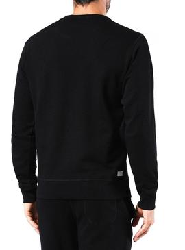 Sudadera Diesel UMLT-WILLY Negro