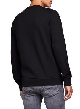 Sudadera Jack and Jones Jork Negro
