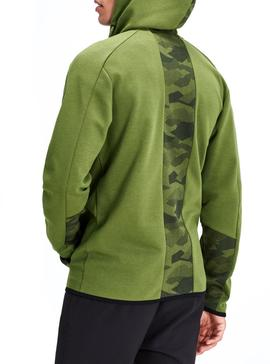 Sudadera Jack and Jones Jcomoni Verde