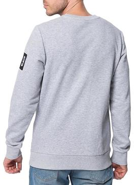 Sudadera Jack and Jones Marvin Gris para hombre