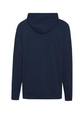 Sudadera Tommy Jeans Classic Hoodie Azul Marino