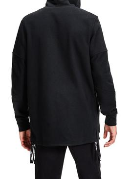 Sudadera Jack and Jones Jcoriko Negro