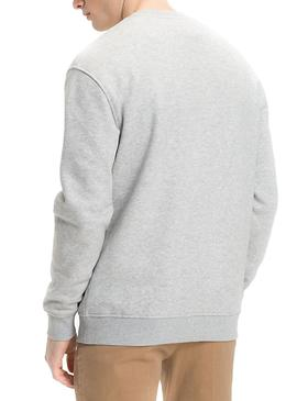 Sudadera Tommy Jeans Classics C Gris