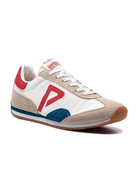 zapatos genuinos predominante estilo actualizado Zapatillas Pepe Jeans Tahiti Retro Blanco Hombre