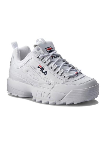 100% Calidad como comprar precio atractivo Zapatillas Fila Disruptor Low Blanco para Hombre