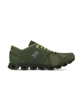 Zapatillas On Running Cloud X Forest Jungle Hombre