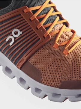 Zapatillas On Running CloudSwift Rust Rock Hombre