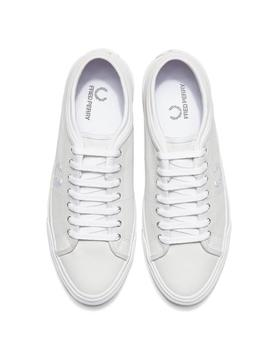 Zapatillas Fred Perry Kendrick Blanco
