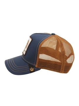 Gorra Goorin Bros Big Horn Navy