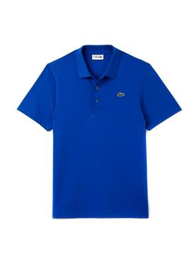 Polo Lacoste Sport L1230 Royal
