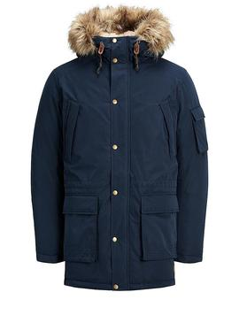 Parka Jack and Jones Jorlatte Marino