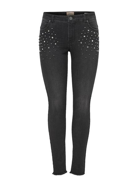 Pantalon Only Mujer Kendell Negro