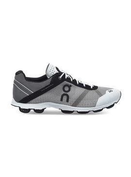 Zapatillas On Running OnRush Black White Hombre