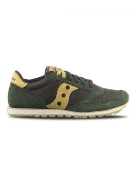 Zapatillas Saucony Jazz Low Pro Green