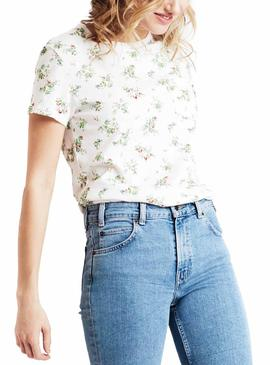 Camiseta Levis Perfect Dizty Sprigs Mujer