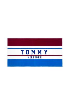 Toalla Tommy Hilfiger Rayas Hombre y Mujer