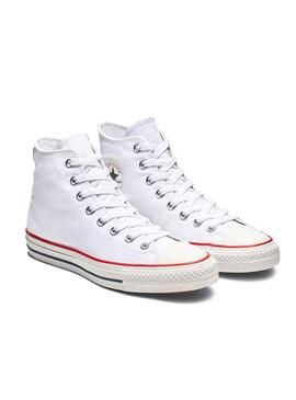 Zapatilla Converse All Star Pro High Top Blanco