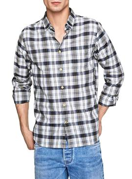 Camisa Pepe Jeans Irvin Verde Hombre