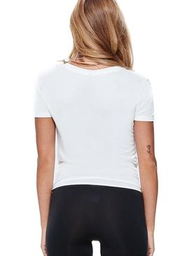 Top Only Arli Blanco Mujer
