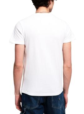 Camiseta Superdry High Flyers Blanco