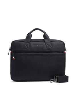 Bolso Tommy Hilfiger Essential Negro Hombre